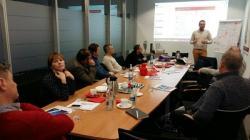 Компанія Канталь в головному офісі aluplast GmbH