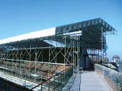 Новые фотоэлектрические панели для городского собрания