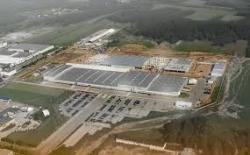 Открытие нового завода в Польше