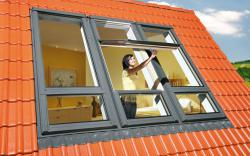 FAKRO презентовал новую концепцию на рынке мансардных окон