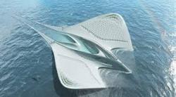 Новый проект плавучего дома