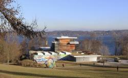 Оригинальный музей со сказочным фасадом