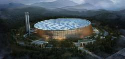 В Китае откроется крупнейший в мире завод по переработке отходов в электроэнергию