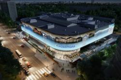Оригинальная модернизация торгового центра