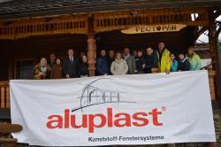 Самые результативные партнеры Stekloplast посетили Карпаты