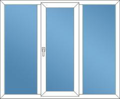 Металлопластиковые окна Е-60