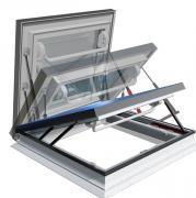 PGM A1 - окно для плоских крыш с ручным открыванием