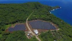 Уникальный остров, потребляющий только солнечную энергию
