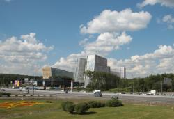 Расширение архитектурного комплекса