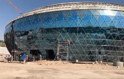 Новый проект Pilkington в Душанбе