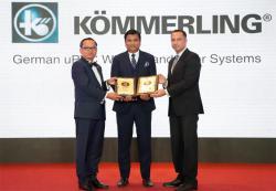 Profine награждена премией за вклад в развитие отрасли