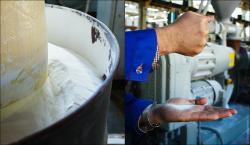 Модернизация производства молотого мрамора для строительства