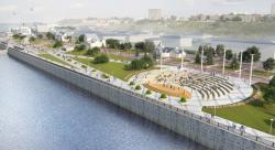 Новый проект по реконструкции набережной