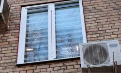 Прозрачные решетки на окна – новинка на рынке светопрозрачных конструкций