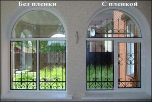 Тонировка стекол: окон, балконов...