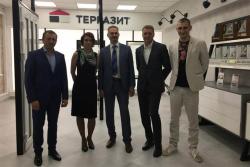 В Гродно открылся шоу-рум на основе профильных концепций REHAU