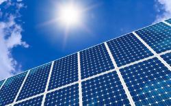Новая солнечная электростанция в Якутии