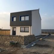 Построен первый умный дом с солнечными панелями