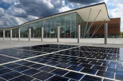 Солнечные батареи в дорожных покрытиях