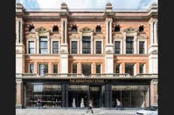 Оригинальная реконструкция довоенного здания