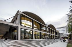 Реконструкция железнодорожного склада в современный кампус