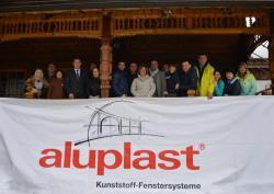 Сказочный Буковель для Stekloplast от aluplast