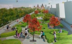 Прогрессивный проект реконструкции музейного квартала