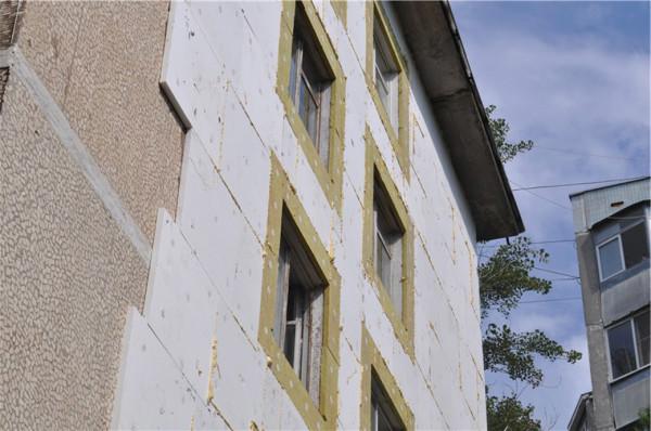 Утепление, реконструкция фасадов зданий