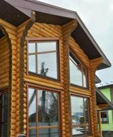 Скидки на деревянные евроокна