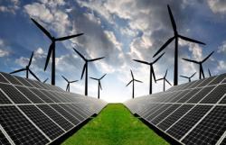 Уголь против восстанавливаемой энергии