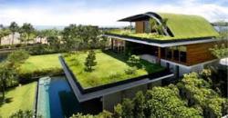 Организация ферм на крыше зданий